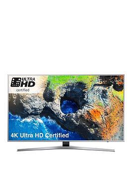 Samsung Ue49Mu6400Uxxu 49 Inch, 4K Ultra Hd Certified Pro Hdr, Freesat Hd, Led Tv