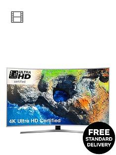 Samsung UE65MU650065 inch, 4K Ultra HD Certified Pro HDR, Freesat HD, Smart, LED Curved TV