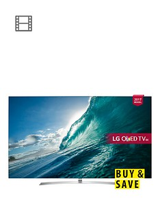 LG OLED65B7V 65 inch, 4K Ultra HD Premium HDR, Smart OLED TV with 6 Months Netflix Premium Included