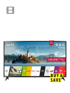 LG 43UJ630V 43 inch, 4K Ultra HD HDR, Smart, LED TV