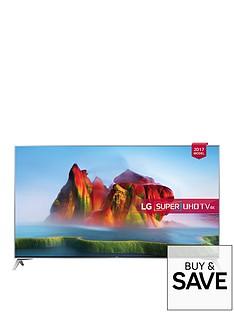 lg-49sj800v-49-inch-4k-ultra-hd-hdr-smart-led-tvnbspwith-3-months-netflix-premium-included