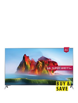 lg-49sj800v-49inch-super-ultra-hd-4k-certified-hdr-freeview-play-smart-tv