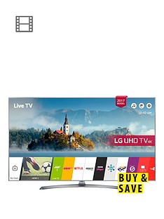 lg-55uj750v-55-inch-4k-ultra-hd-certifiednbsphdr-freeviewnbspplay-smart-led-tv