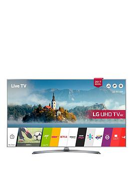 Lg 55Uj750V 55 Inch, 4K Ultra Hd Certified Hdr, Freeview Play, Smart Led Tv