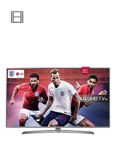 LG 65UJ670V 65 inch, 4K Ultra HD HDR, FreeviewPlay, Smart, LED TV