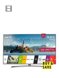 LG 43UJ670V 43 inch, 4K Ultra HD HDR, Smart, LED TV