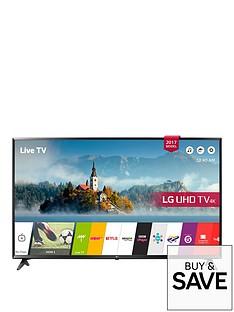 LG 65UJ630V 65 inch, 4K Ultra HD HDR, Smart LED TV