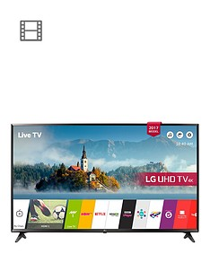 LG 60UJ630V 60 inch, 4K Ultra HD HDR, FreeviewPlay, Smart, LED TV