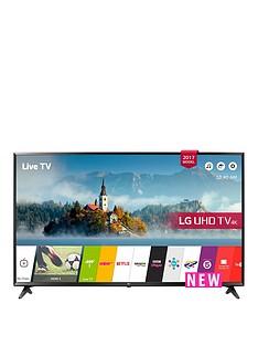 LG 60UJ630V 60 inch, 4K Ultra HD HDR, Smart, LED TV