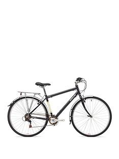 Adventure Prime Mens City Bike 16 inch Frame