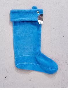 joules-boys-bear-welly-sock