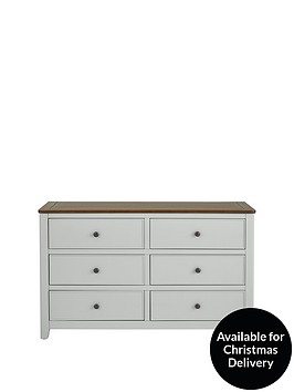 luxe-collection-newport-painted-ready-assembled-3-3-drawer-chest