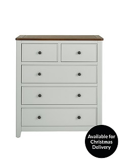 luxe-collection-newport-painted-ready-assembled-3-2-drawer-chest