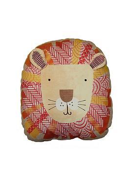 arthouse-circus-fun-lion-cushion