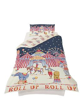 arthouse-circus-fun-single-duvet-cover-set