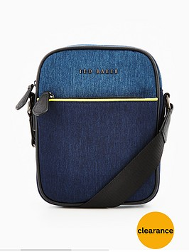 ted-baker-nylon-small-flight-bag