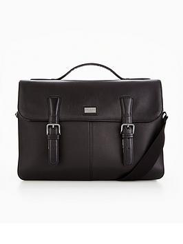 ted-baker-premium-leather-satchel