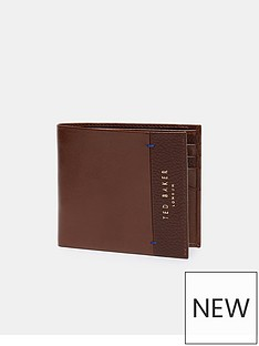 ted-baker-leather-grain-bifold-wallet