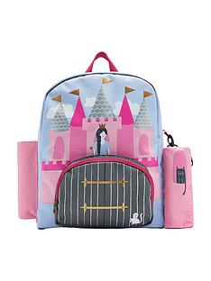 joules-princess-castle-backpack