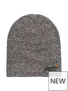 superdry-orange-label-beanie