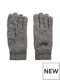 superdry-orange-label-gloves