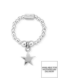 chlobo-sterling-silver-mini-star-ring