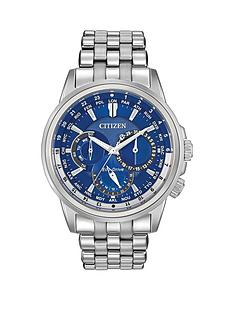 citizen-citizen-eco-drive-calendrier-world-time-blue-dial-stainless-steel-bracelet-mens-watch