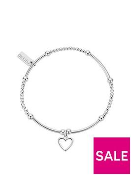 chlobo-sterling-silver-cute-mini-open-heart-bracelet