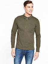Halidon Polo Sweat