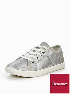 ugg-girls-irvin-metallic-shoe-gold