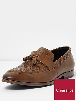 river-island-mens-tassel-woven-loafer
