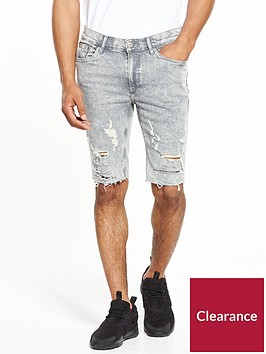 river-island-acid-rip-denim-shorts