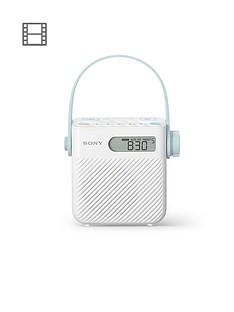 sony-icf-s80-splash-proof-shower-radio-with-speaker