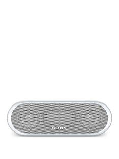 sony-sony-srs-xb20-portable-speaker-with-extra-bass-and-lighting-white