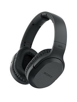 sony-mdr-rf895rk-home-wireless-headphones-100m-range-black
