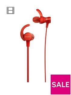 sony-mdr-xb510as-sports-extrabass-splashproof-sports-in-ear-headphones-red