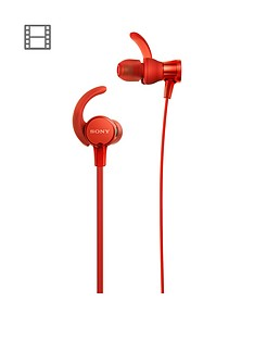 sony-mdr-xb510as-sports-extrabass-splashproof-sports-in-ear-headphones-red