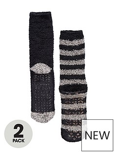 totes-isotoner-totes-2pk-cosy-slipper-socks