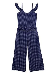v-by-very-polka-dot-34-lengh-frill-jumpsuit