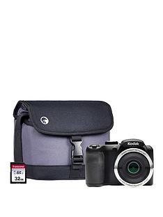 kodak-pixpro-az252-astro-zoom-bridge-camera-inc-32gb-sd-and-case