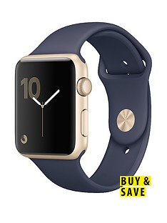 apple-watch-series-1-42mm-gold-aluminium-case-with-midnight-blue-sport-band