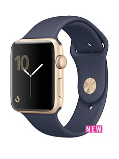 apple-watch-series-2-42mm-gold-aluminium-case-with-midnight-blue-sport-band