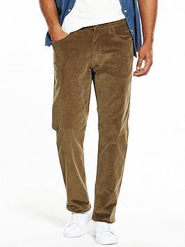 Arizona Regular Straight Cord Trousers