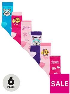 paw-patrol-6-pack-of-girls-socks