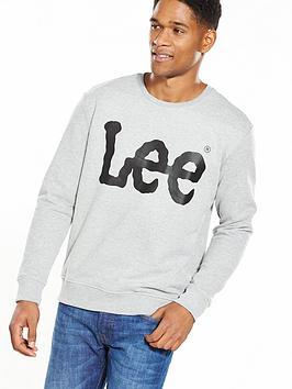 lee-logo-sweatshirt