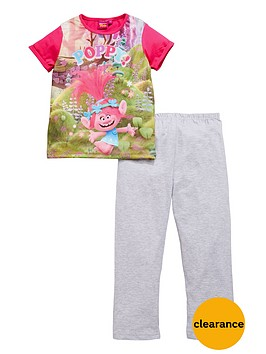 trolls-poppy-girls-short-sleeve-pyjamas