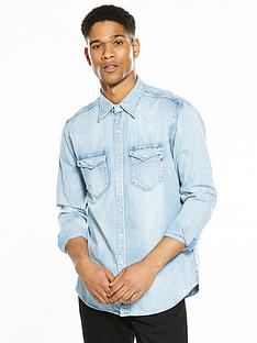 replay-western-denim-shirt