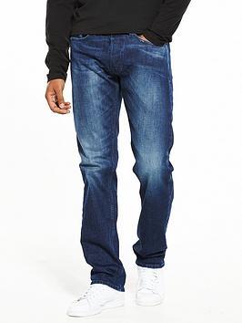New Bill Comfort Fit Jeans