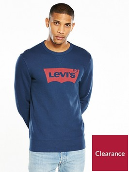 levis-batwing-graphic-crew-sweat