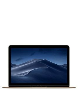 Apple Macbook (2017) 12-Inch, Intel&Reg; Core&Trade; M3 Processor, 8Gb Ram, 256Gb Ssd With Ms Office 365 Home - Gold - Macbook Only